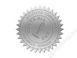 Etichete Stampila Timbru Sec Argintii