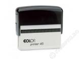 Stampila Colop Printer 45